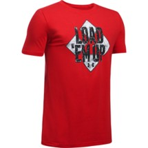 Youth Boys' Under Armour Basese Loaded T-Shirt