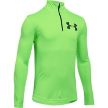 Youth Boys' Under Armour Textured Tech 1/4 Zip