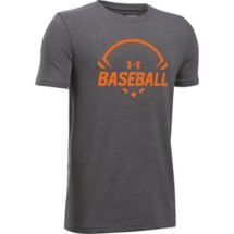 Youth Boys' Under Armour Baseball Branded T-Shirt