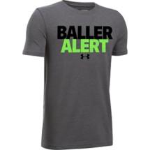 Youth Boys' Under Armour Baller Alert T-Shirt