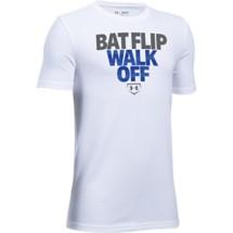 Youth Boys' Under Armour Baseball Bat Flip T-Shirt