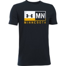 Youth Boys' Under Armour Minnesota Local T-Shirt