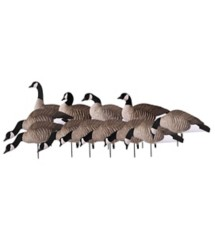 Greenhead Gear Lesser Canada Goose Harvester Decoys 12-Pack