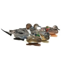 Greenhead Gear Pro-Grade Puddler II Combo Decoy 6-Pack