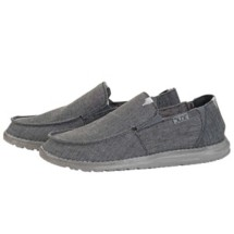 Men's Hey Dude Chan Linen Stretch Shoes
