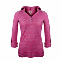 Women's Aventura Sonnet Hooded Shirt