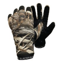 Glacier Glove Alaska Pro Camo Waterproof Insulated Gloves