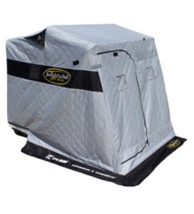 Clam Jason Mitchell Voyager X Thermal Ice Shelter