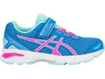 Preschool Girl's ASICS GT 1000 5 Running Shoes