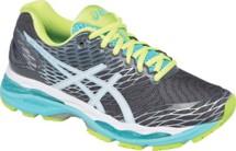 Women's WIDE ASICS GEL-Nimbus 18 Running Shoes