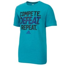Youth Boys' adidas Points Don't Lie Short Sleeve Shirt