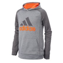 Youth Boys' adidas Long Sleeve Fusion Pullover