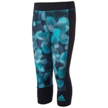 Youth Girls' adidas Printed Capri