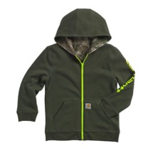 Youth Boys' Carhartt Reversible Fleece Jacket