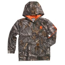 Youth Boys' Carhartt Camo Sweatshirt