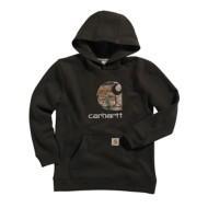 Youth Boys' Carhartt Big Camo Sweatshirt