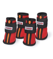 KONG High-Top Neoprene Dog Boots