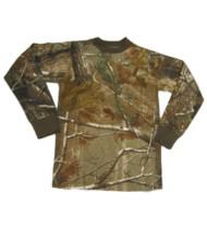 Youth Bell Ranger Camo Long Sleeve T-Shirt