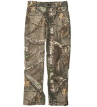 Adult Bell Ranger Camo Six-Pocket Pants