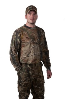 Bell Ranger Camo Long Sleeve T-Shirt