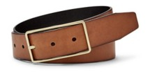 Women's Fossil Reversible Square Keeper Belt