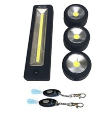 Trophy Angler 6-Piece COB LED Shelter Light