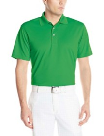 Men's PGA TOUR Solid Polo