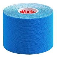 Pre-Cut Kinesiology Tape Blue I-Strip Roll