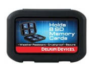 Delkin Devices SD Card Carrying Case