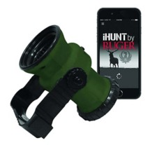 iHunt by Ruger Bluetooth Speaker and App