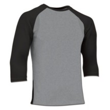 Youth Champro Extra Innings ¾ Sleeve Baseball Shirt