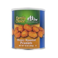 SCHEELS Honey Roasted Peanuts