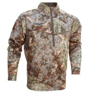 King's Camo Hunter Series 1/4 Zip Camo Pullover