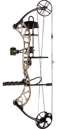 Bear Archery Wild RTH Bow Package