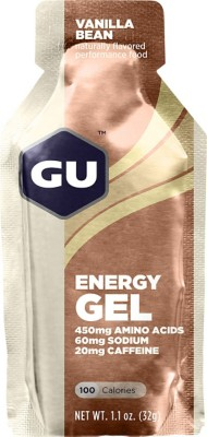 GU Vanilla Bean Energy Gel