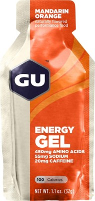 GU Mandarin Orange Energy Gel