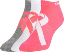 Women's Under Armour PIP 3-Pack Socks