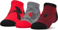 Youth Under Armour Next Statement No Show Socks