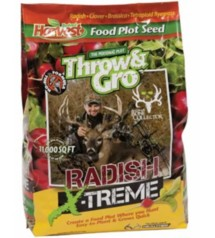 Evolved Habitats Throw & Grow X-treme Radish Food Plot Mix