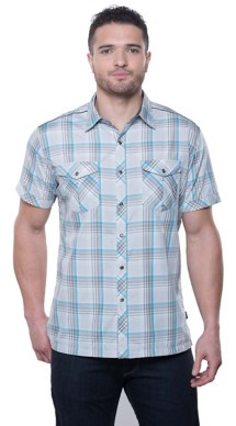 Men's Kuhl Konquer Short Sleeve Shirt