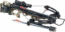 Ten Point Shadow Ultralite ACUdraw Crossbow Package