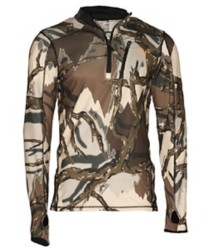 Men's American Predator Performance Grid Fleece 1/4 Zip