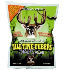 Whitetail Institute Tall Tine Tubers Food Plot Mix