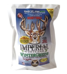 Whitetail Institute Imperial Winter Greens Food Plot Mix