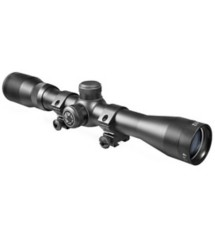 Barska Plinker 22 4x32 Rimfire Scope and Rings