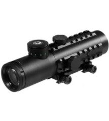 Barska 4x30 IR Multi-Rail Electro Rifle Scope