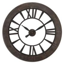 Uttermost Company Ronan Small Clock