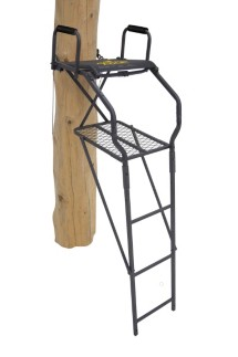 Rivers Edge Bowman Ultimate Ladder Stand