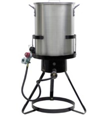 Chard Heavy Duty Aluminum Turkey Fryer