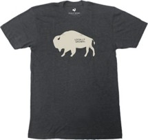 Men's Locally Grown Buffalo T-Shirt